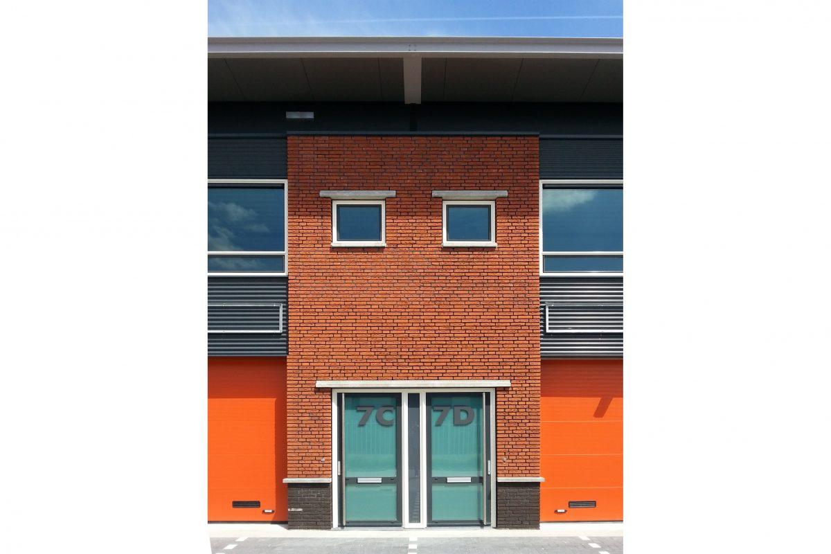 Brielle- Merwestreek Bedrijfsruimte Seggelant Noord