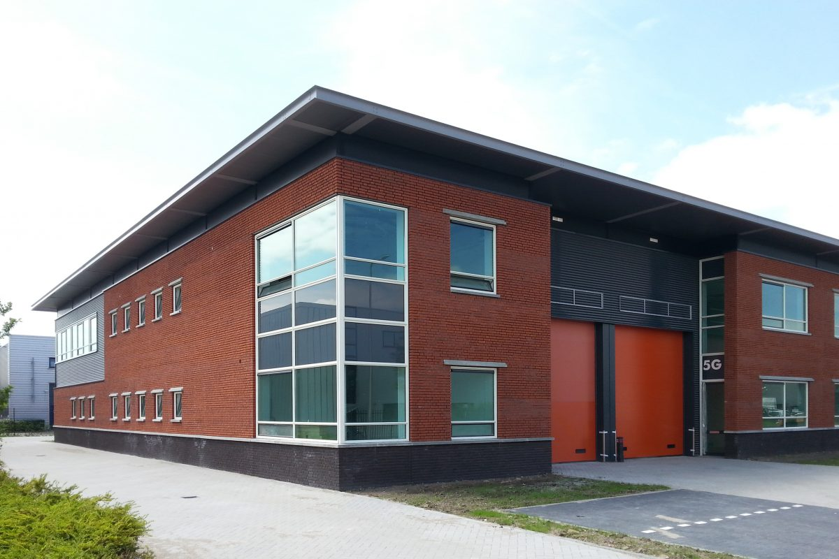 Brielle- Merwestreek Bedrijfsruimte Seggelant Noord_